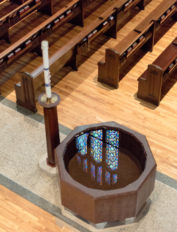 Luther Memorial Church font